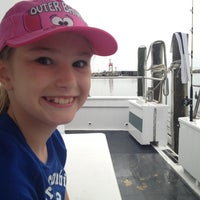 Photo taken at Miss Hatteras / Cap'N Clam by Sheryl C. on 8/1/2013