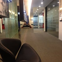 Photo taken at Great World City Offices by Tracy M. on 11/22/2013