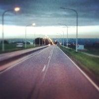 Photo taken at Velaine-sur-Sambre by Domien S. on 5/10/2013