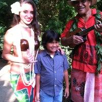 Photo taken at Wantilan Luau by Jamie R. on 8/31/2013