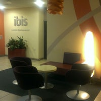 Photo taken at Ibis by Margarita T. on 11/1/2013