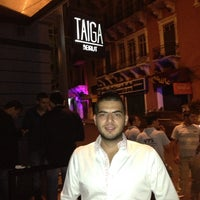 Photo taken at Taiga Beirut by Besher Z. on 8/31/2013