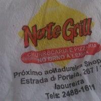 Foto tirada no(a) Norte Grill por Danielle L. em 8/13/2013
