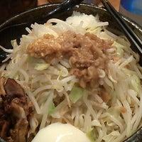 Photo taken at 三代目らーめん処 まるは極 by kazu c. on 11/7/2012