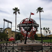Photo taken at ESPN Wide World of Sports Complex by Jon M. on 6/30/2013