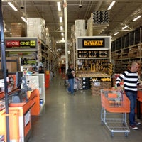 Photo Taken At The Home Depot By Jon M On 11 3 2012