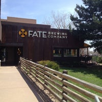 Photo taken at FATE Brewing Company by Carly Hana P. on 5/4/2013