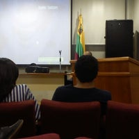 Photo taken at Facultad De Ciencias Juridicas y Politicas FCJP - Universidad De Carabobo by Reynaldo M. on 2/4/2014