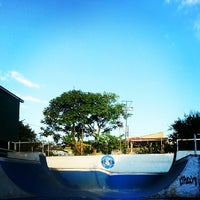 Photo taken at Suicide Skate Park by Albert C. on 12/27/2013