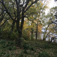 Photo taken at Massassauga Point Conservation Area by Rebecca H. on 10/16/2016