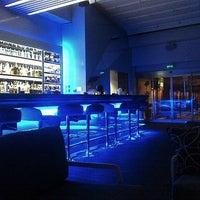 Photo taken at The Ritz-Carlton Bleu Lounge & Grill by Lisa L. on 2/3/2013