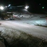 Photo taken at Thunder Ridge Ski Area by David S. on 3/7/2013