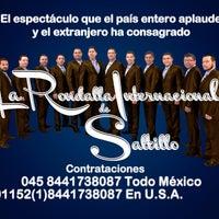 Photo taken at Parroquia Maria Auxiliadora by La Rondalla Internacional de Saltillo .. on 10/19/2015
