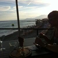 Photo taken at Lido Hotel Parigi by Ramses D. on 8/8/2013
