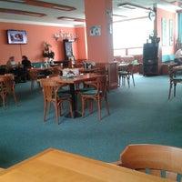 Photo taken at Restaurace Jalta by Petra M. on 8/27/2013