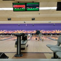 Photo taken at AMF Cranston Lanes by Wil S. on 8/16/2014