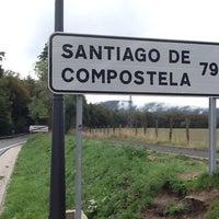 Photo taken at El Camino de Santiago - Santo Domingo de La Calzada by Tammo M. on 12/28/2012