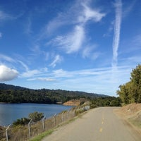 Photo taken at Sawyer Camp Trail by Ellen C. on 11/11/2012