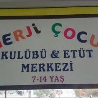 Photo taken at Enerji Çocuk Kulübü by İbrahim A. on 12/3/2014