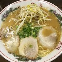 Photo taken at 中華そば 陽気 大手町店 by らいすけ on 6/17/2017