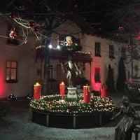 Photo taken at Alte Saline by Tolga P. on 12/11/2015
