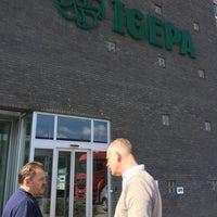 Photo taken at IGEPA belux nv by Jörgen R. on 4/19/2016