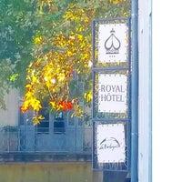 Photo prise au Royal Hotel Nimes par Peter J B. le11/17/2016