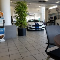 Photo taken at San Leandro Ford Lincoln by Edwin L. on 10/25/2017