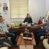 Photo taken at Tarım İlçe Müdürlüğü by Bünyamin Ş. on 12/27/2016