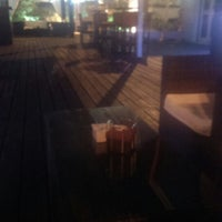Photo taken at Boccaccio Terraza Lounge by Santi L. on 8/18/2013