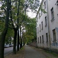 Photo taken at Augšiela | Верхняя улица by Елена К. on 9/27/2016