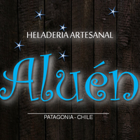 Photo taken at Heladería Artesanal Aluén Patagonia by Aluén P. on 7/31/2013