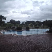 Photo taken at Bauan Grand Villa Homes Clubhouse by Lui Florizel S. on 9/21/2013