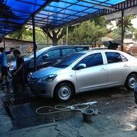 Photo taken at CM 99 Car Wash by Agung Y. on 10/28/2012