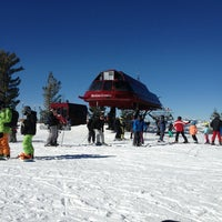 Photo taken at Summit Deck & Grill at Northstar California™ Resort by Nathan B. on 1/19/2013