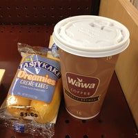 Photo taken at Wawa by Kimm M. on 3/20/2013