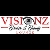Photo taken at Visionz Barber & Beauty Lounge by Visionz B. on 7/31/2013