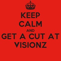 Photo taken at Visionz Barber & Beauty Lounge by Visionz B. on 8/12/2013