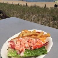 Photo taken at Surf 6 Oceanfront Grille & Bar by Julie B. on 5/20/2017