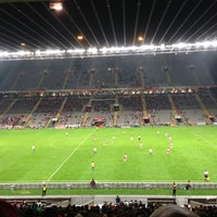 Photo taken at Estádio Municipal de Braga by . .. on 12/16/2012