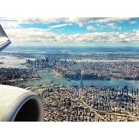 Photo taken at LaGuardia Airport (LGA) by Gio W. on 9/17/2013