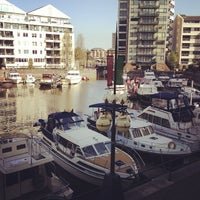 Photo taken at The Chelsea Harbour Hotel London by Mark M. on 5/2/2013
