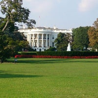 Photo taken at White House Southwest Appointment Gate by Neha S. on 9/10/2013