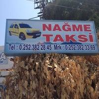 Photo taken at Nağme Taksi by TC Recep A. on 8/14/2013