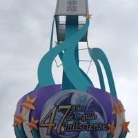 รูปภาพถ่ายที่ Fiestas de Octubre โดย Edgar V. เมื่อ 11/5/2012