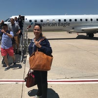Photo taken at Lawton-Ft. Sill Regional Airport by Lisa C. on 7/5/2017