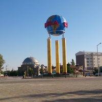 Photo taken at Çumra by Yusuf K. on 8/7/2013