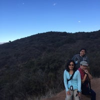 Photo taken at Caballero Canyon Trail Access by J.d. M. on 11/27/2015