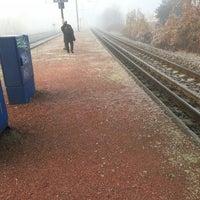 Photo taken at Gare de Flémalle-Grande by Stéphane G. on 12/11/2013