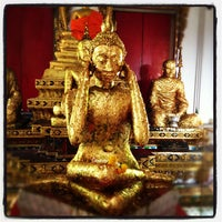 Photo taken at Don Chedi Temple by TOP S. on 9/22/2012
